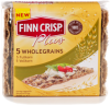 Хлебцы Finn Crips Plus 5 Wholegrains 5 цельных злаков 200 г
